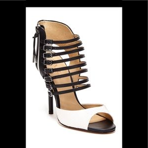 Lamb heels by Gwen stefani retail $325 new in box